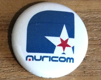 "1"" Button - Auricom"
