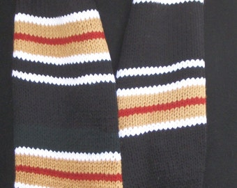 Young Sherlock Inspired Brompton Academy Hand Knitted Scarf