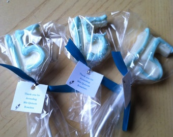 Chocolate Lollipops , Favors,Birthday Party, Wedding, Favor,bridal shower, Baby Shower, Sweet Sixteen,Mitzvahs,