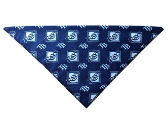 Tampa Bay Rays Mens + Womens Bandana