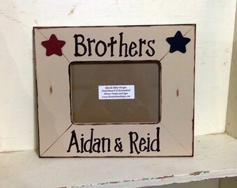 5x7 Brothers frame