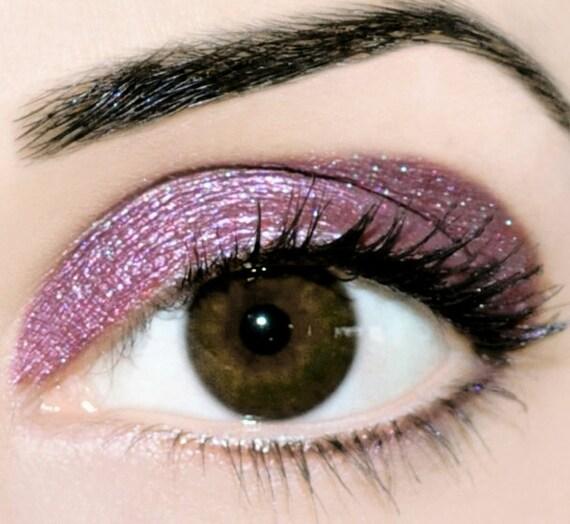Black Friday Sale - Chocolate Raspberry Truffle - Carina Dolci Mineral Eye Candy Shadow - VEGAN