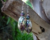 Mermaid's Best Ocean Jewels Abalone Earrings