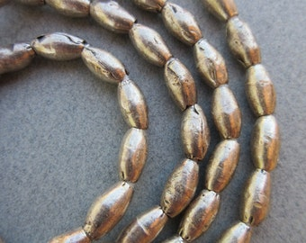 Old African Silver Beads