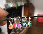 Stitchmarkers - Little Buttons - Stitch Markers