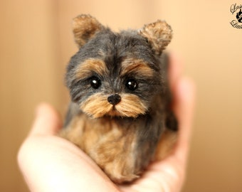 puppy  Yorkie (made to order)