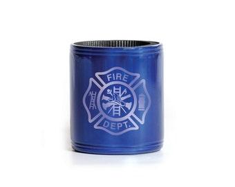 Metal Beverage Holder. - 10826 Fire Department
