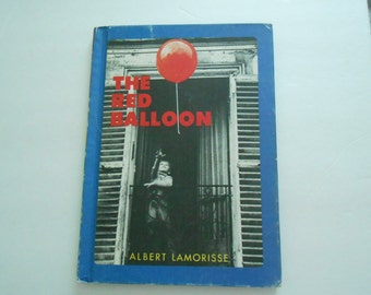 Sale...The Red Balloon  scholastic  1956