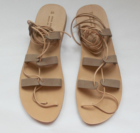 SALE Size 5.5-6/EU 36/Gladiator sandals