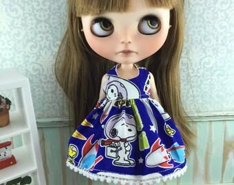 Blythe Dress - Snoopy