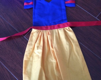 Snow White Apron, Sleeping princess Costume