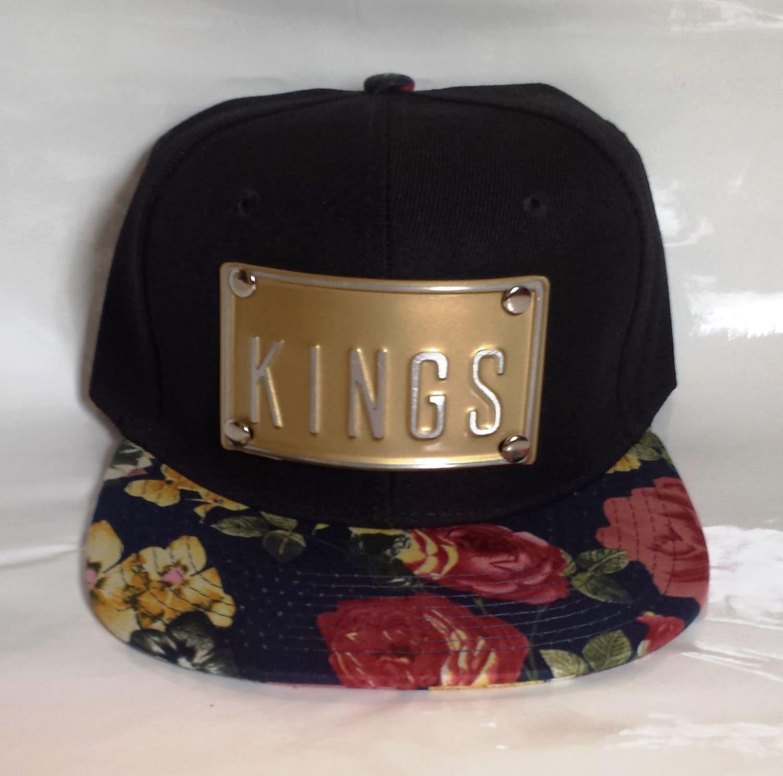 d354350282f kings floral hat kings floral hats flower cap floral cap floral snapback  king s hats king