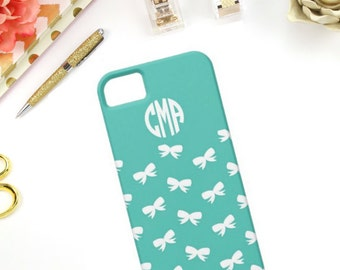 Personalized iPhone 6 Case - Create your Own with Monogram, Personalized/ Monogram iPhone Case Create your Own