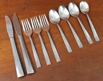 Stainless Steel Flatware vintage silverware BIN 23
