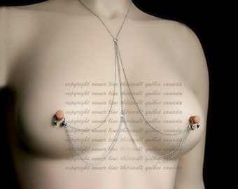 Nipples jewelry , Nipple piercing Jewelry, (m8)