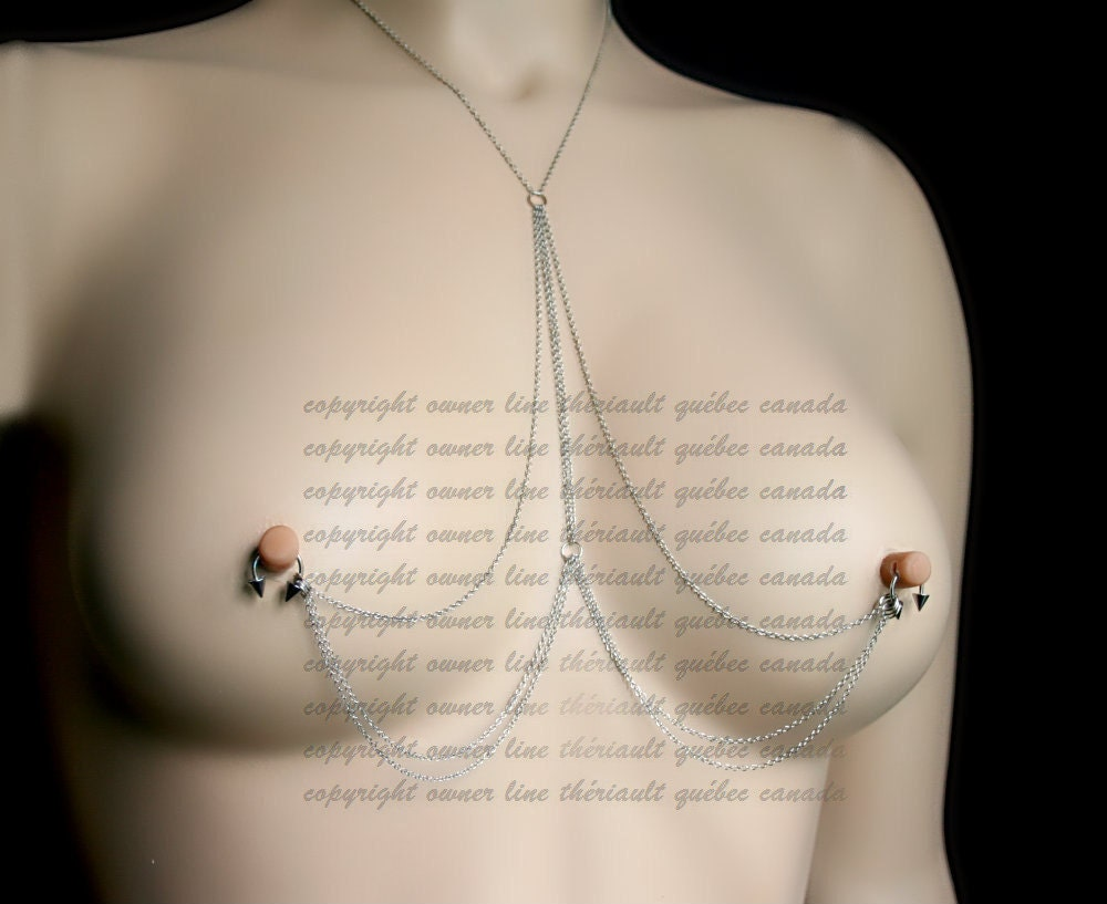 Male Nipple Jewelry 57