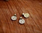 BRASS BEADS/ brass supplies choose your weight/ gold beads