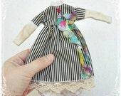 Vintage DRESS for Blythe by Antique Shop Dolls