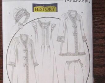 Butterick 5061 Misses Historical Night Clothes! Rachel Wallis Making History 2007