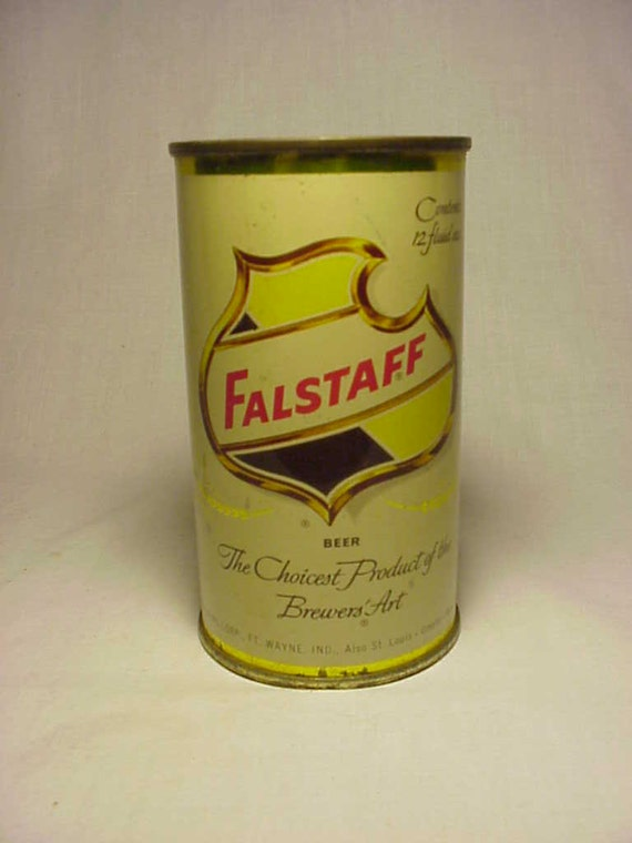 c1950s Falstaff Beer Falstaff Brewing Corp Fort Wayne Indiana