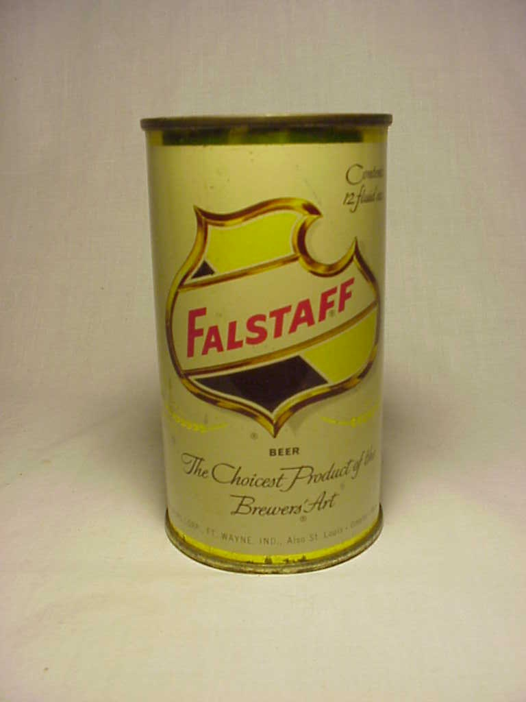 c1950s Falstaff Beer Falstaff Brewing Corp Fort Wayne Indiana