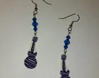 Monkees earrings