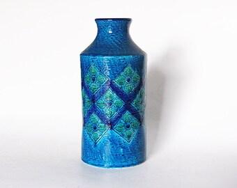Hand Built Italian Mid-Century Vase - Bitossi