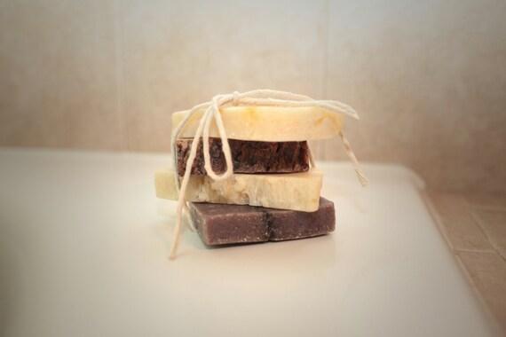 4 Soap Sampler Pack