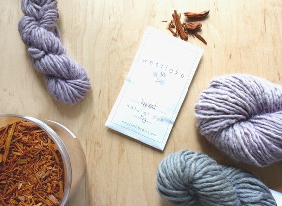 Logwood Natural Dye, plant based purple dye