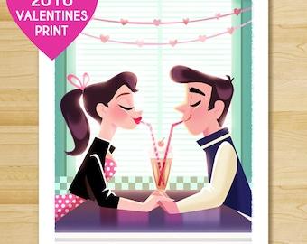Valentine Print 8.5x11