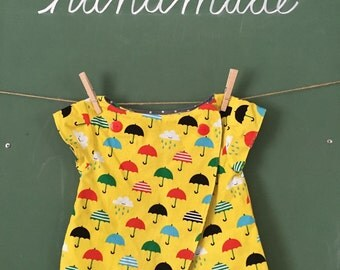 Reversible Umbrella Lucy Tunic - Size 6