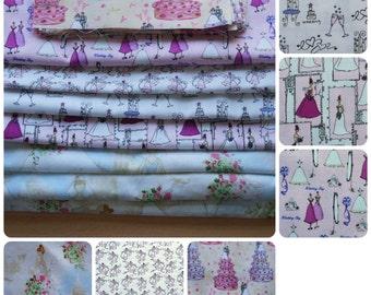 Wedding Fabric Bundle