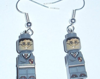 Lego Harry Potter Micro figure Earrings *et*