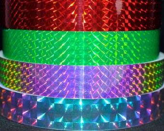 Prismatic Hoop Tape - 30ft