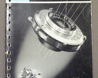 Kodak Lenses Shutters and Portra Lenses Data Book (1948)