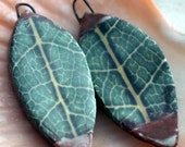 Leaf Patterned Decal Droppers