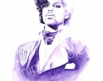 Prince 8x10 Print