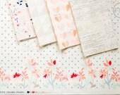 Paperie Half Yard Bundle, 5 Pieces, Amy Sinibaldi, Art Gallery Fabrics, 100% Cotton Fabric, PPE