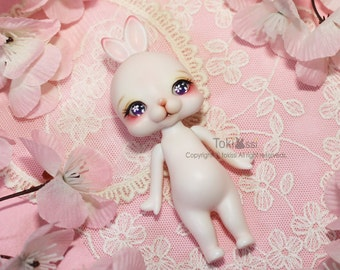 Tokissi doll / rabbit / bunny / Made to Order