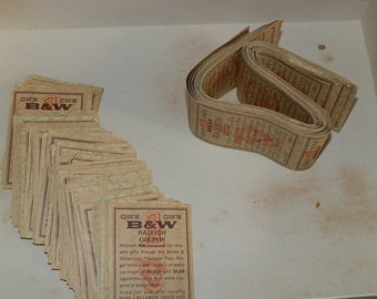 Assorted Lot of Raleigh Coupons- 200 pieces
