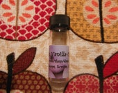 Daisy's Vanilla Cider Perfume Oil Dram Bottle From Lou Lou's Soaps, Scrubs, & Scents