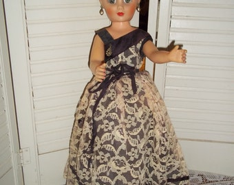 "Vintage Miss Revlon 18"" doll complete w original outfit, heels stockings etc..Reduced..WAS 69.99"