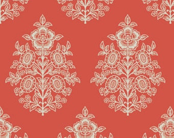 54026 - Joel Dewberry Botanique collection PWJD084  Provincial in Sunset color - 1 yard