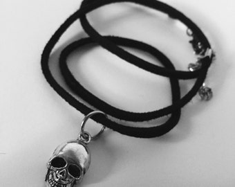Simple Skull Necklace