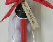 Passion Fruit mini bath bombs. 5 per pack