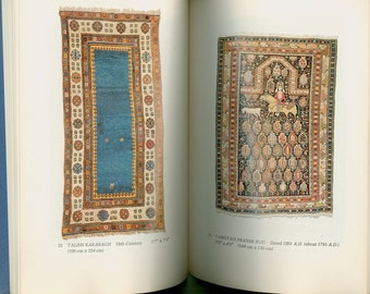 The Gregorian Collection Antique Oriental Rugs of the Great Silk Route, Exhibition Catalog Rose Art Museum, Brandeis University Vintage Book