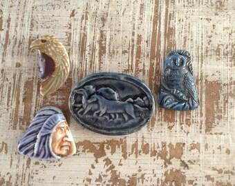 Closeout Porcelian Pieces