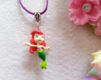 Ariel, The Little Mermaid Necklace
