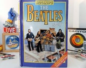 Vintage 1985 The Beatles Story Pop Up Original Book