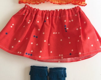 Doll Outfit - Skirt